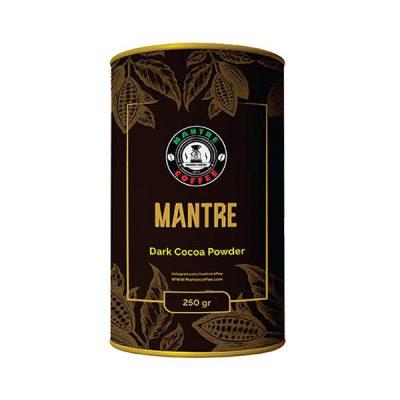 پودرکاکائو-قوطی-250گرمی-مانتره-brtcoffee